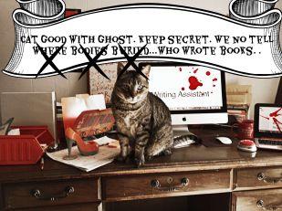 severus ghost writing